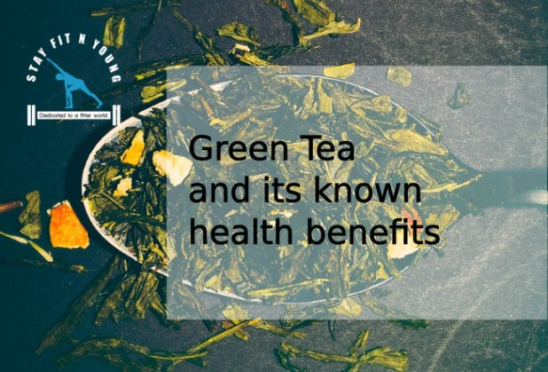 Green Tea - Age Gracefully