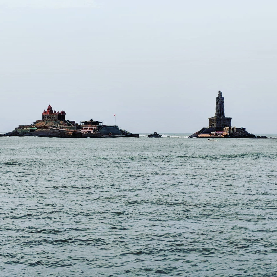 "KanyaKumari – ""The God's own district"""
