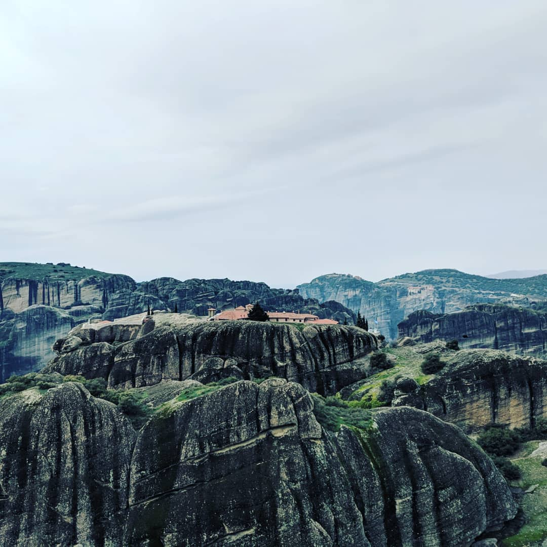 Meteora – Probably the most fascinating landscape in Greece