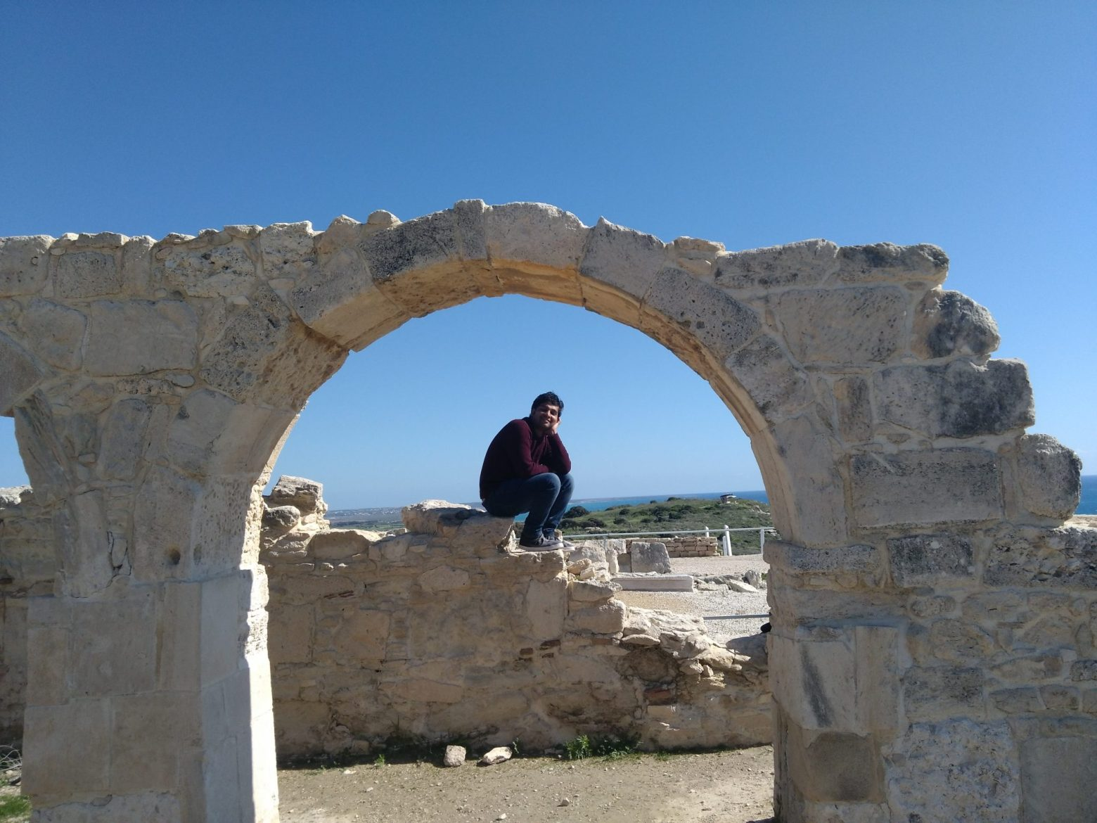 Ancient Kourion: Archeological Site