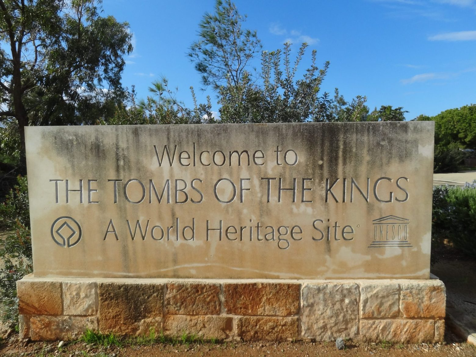 The Tombs of the Kings: Paphos