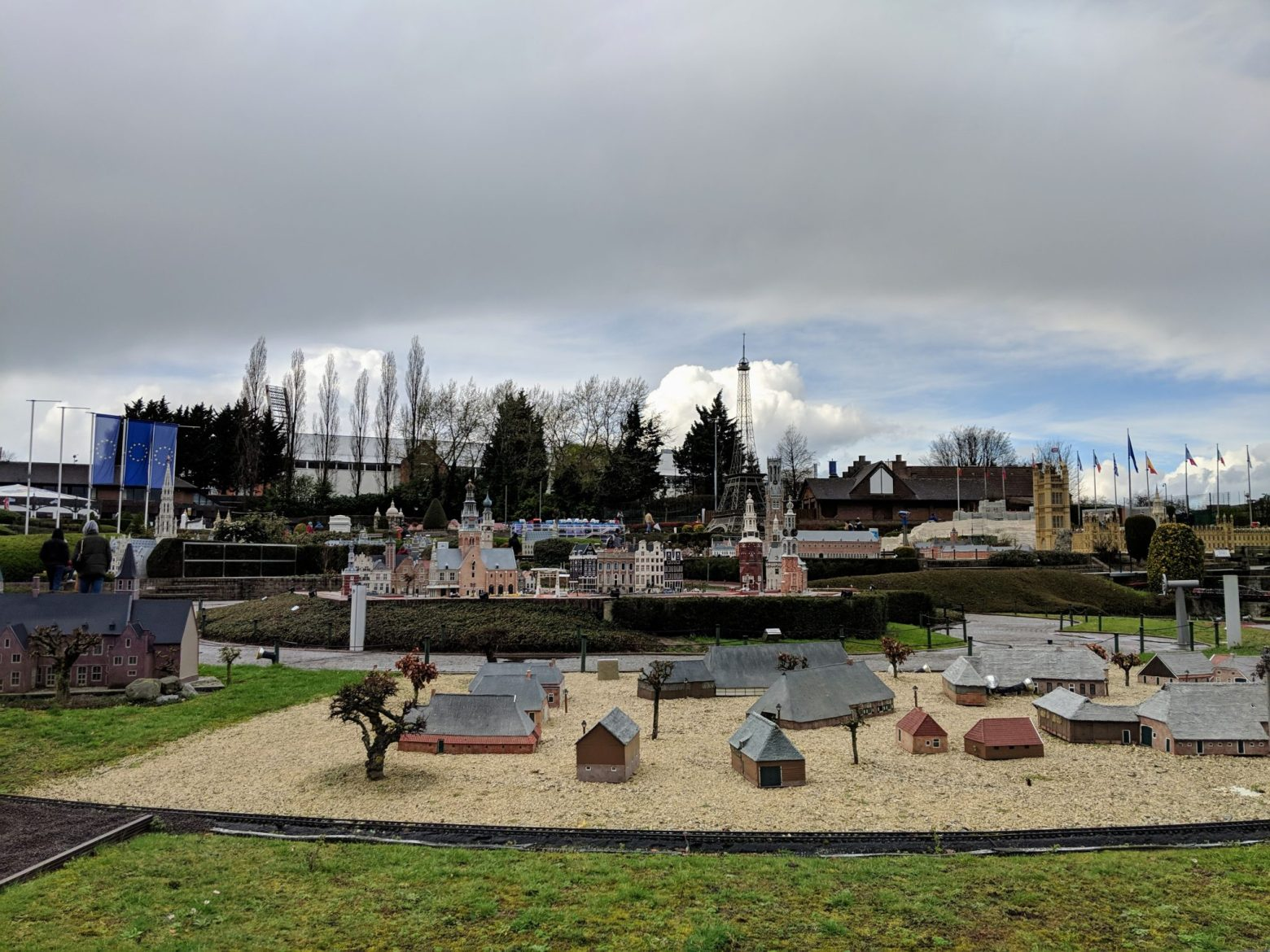 Discover the Mini Europe in Brussels