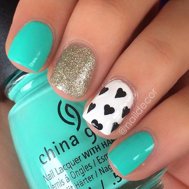 Cute Simple Nail Designs For Short Nails Design