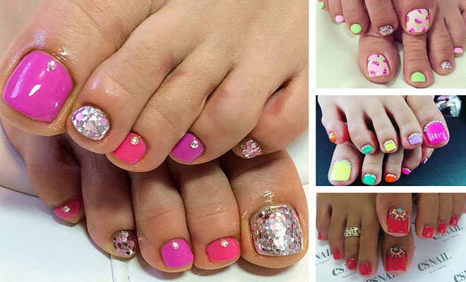 Trendy Nail Colors For Winter 2016 Water Polish Design
