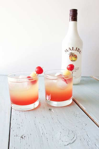 15 Alcoholic Drinks Recipes for Summertime Parties