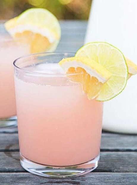 Hippie Juice Summer Drink Cocktail