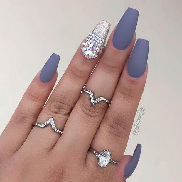 Latest Wedding Nail Art Designs 2017 In Stan