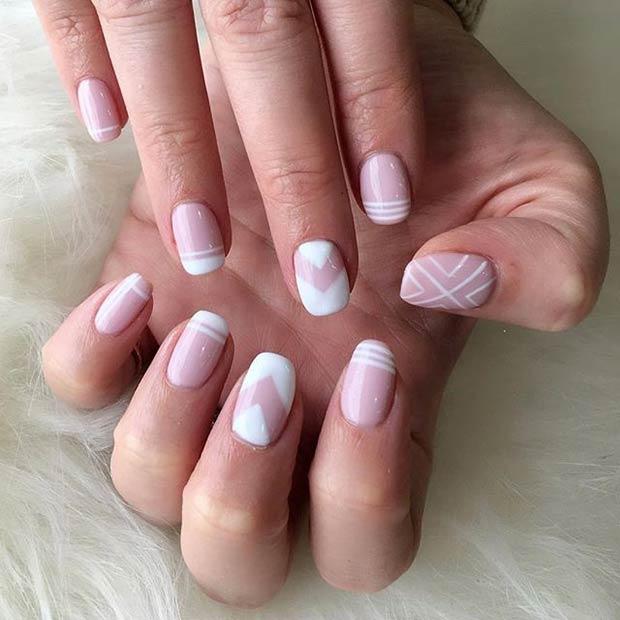 Light Blue Acrylic Nails Matte