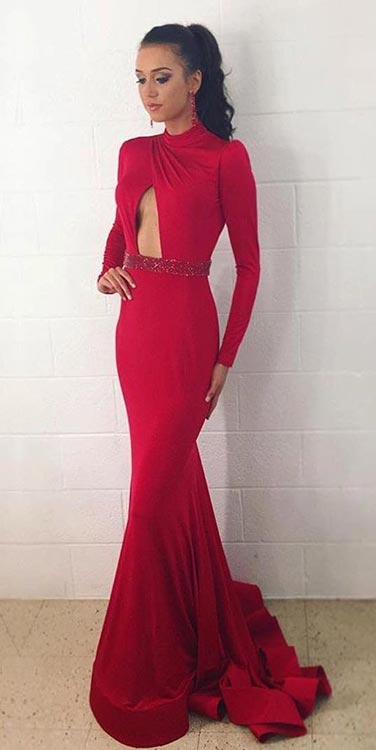 31 Most Beautiful Prom Dresses for Your Big Night - crazyforus