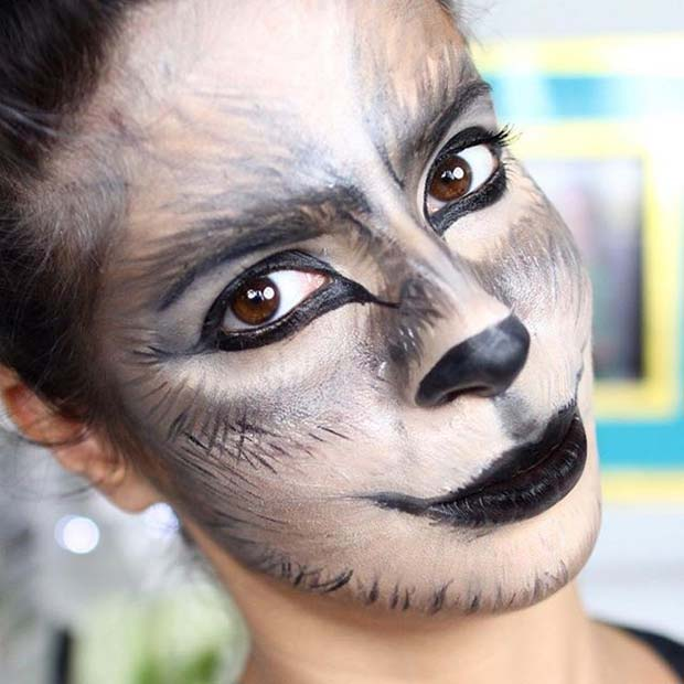 23 Cute Makeup Ideas For Halloween 2018 Page 2 Of 2