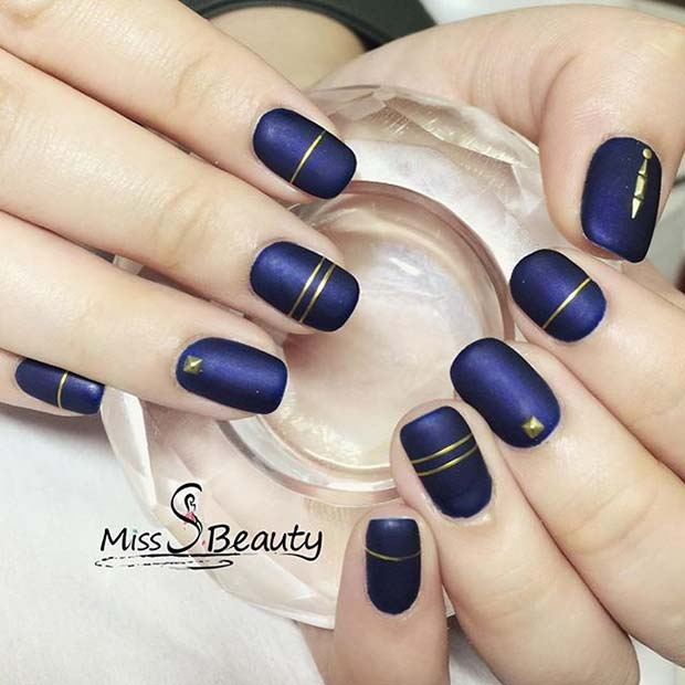 12 Must Have Matte Nail Designs For Fall Crazyforus