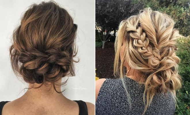 21 Beautiful Braided Updo Ideas For Holidays StayGlam