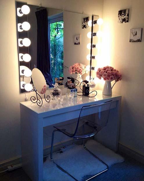 23 Must-Have Makeup Vanity Ideas