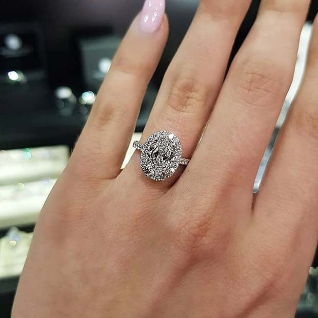 21 Most Beautiful Engagement Rings  Crazyforus. Electroplated Rings. 59 Carat Rings. Real Silver Wedding Rings. Weddinf Wedding Rings. Colorful Wedding Engagement Rings. Marquise Diamond Wedding Rings. Shaped Diamond Wedding Rings. Burst Wedding Rings