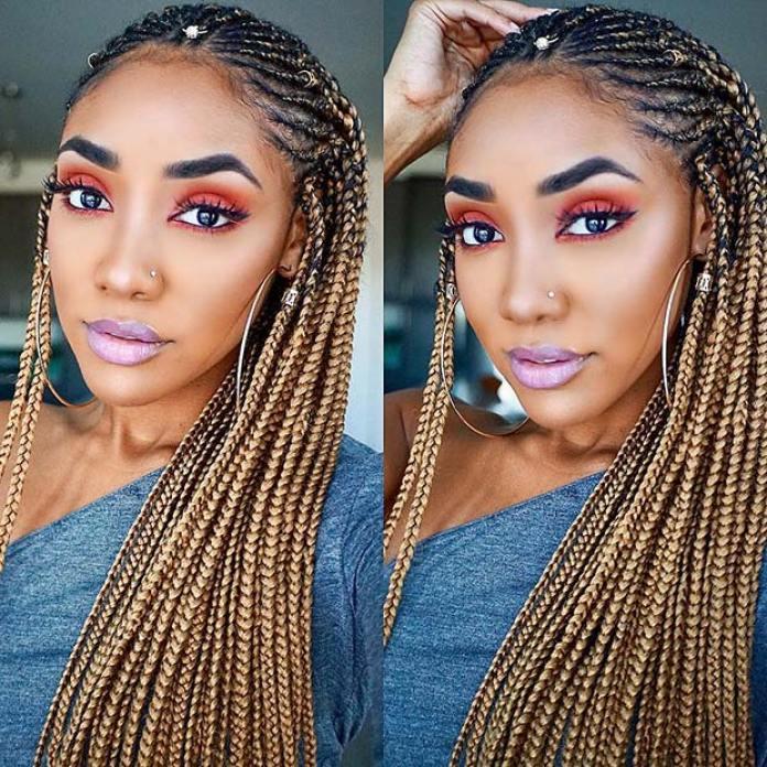 Image result for fulani braids