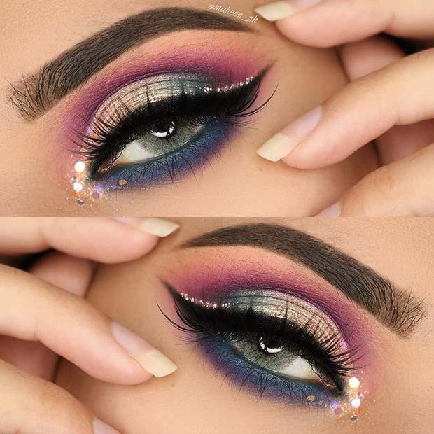 23 Stunning Prom Makeup Ideas To Enhance Your Beauty Crazyforus