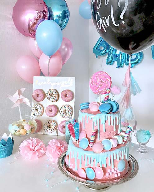 43 Adorable Gender Reveal Party Ideas Page 2 Of 4 Stayglam