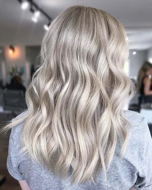 Silver Hair Color Ideas Trends For 2018 Crazyforus