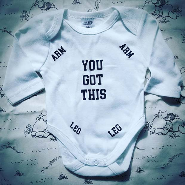 Funny Baby Shower Gift Idea