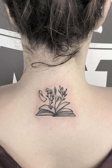 Awesome Tattoo Ideas For Book Lovers Crazyforus
