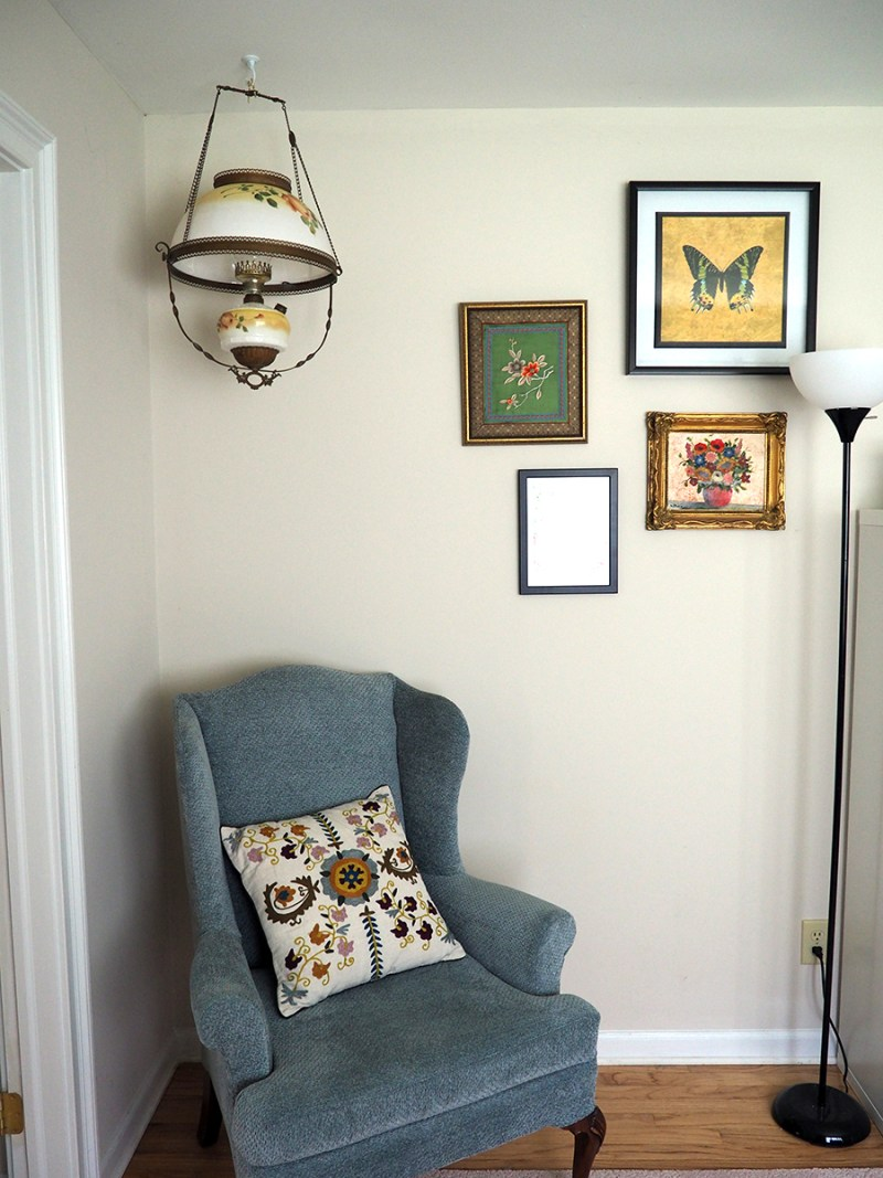 HOME TOUR: our living room updated