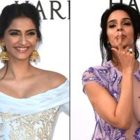 amfAR 2016 is All About Tinsel Town Hotties- Sonam And Mallika!