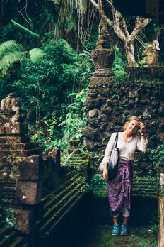 Titra Empul Temple, travel to Bali