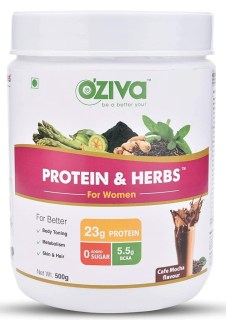 Oziva Protein and Herbs Review 2021