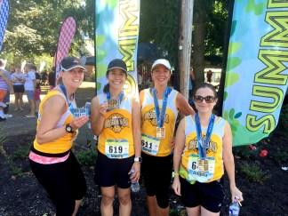 Oregon Summer Half Marathon