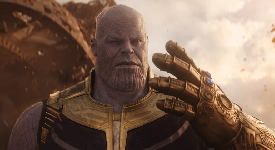 You Think This Is Suffering No This Is Salvation Thanos