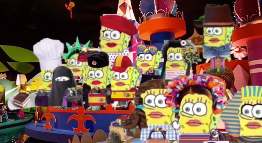 Spongebob Travels The World In Drag In These Twitter Memes Stayhipp