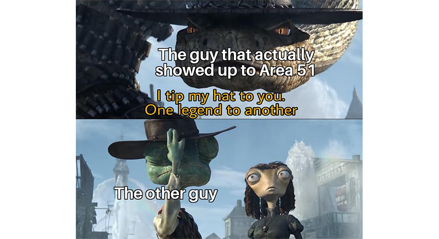 Gear Up For September 20th With These Area 51 Memes Stayhipp