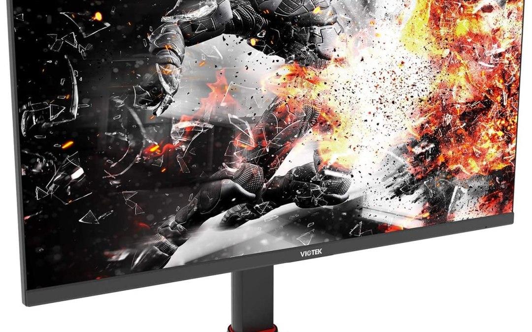 VioTek GFV27DAB 27 Inch Gaming Monitor