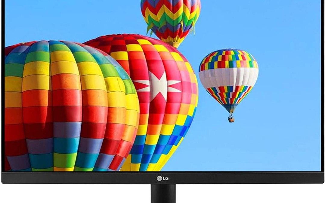 Premium LG 27 Inch Anti-Glare Monitor-27MK60TM-B