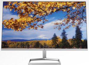 Hp M27F FHD 27-inch monitor