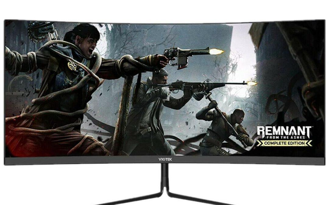 VIOTEK GNV29CB 29 inch Ultrawide Curved Gaming Monitor