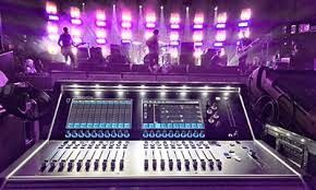 DiGiCo S21 #6. Control Groups - VCA Groups