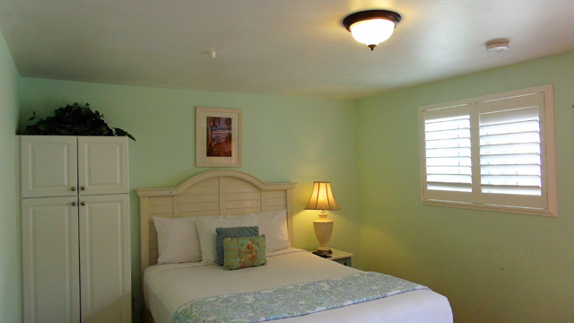 Our rooms are nicely decorated and well lighted.