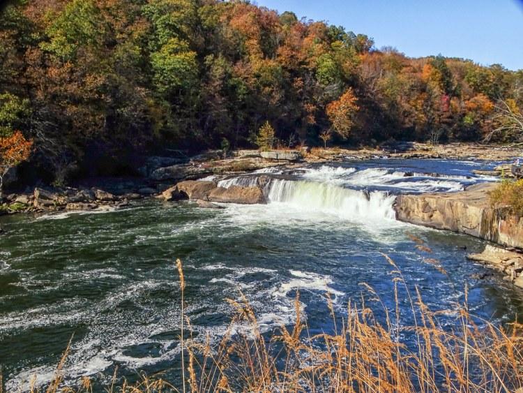 Ohiopyle in the Fall