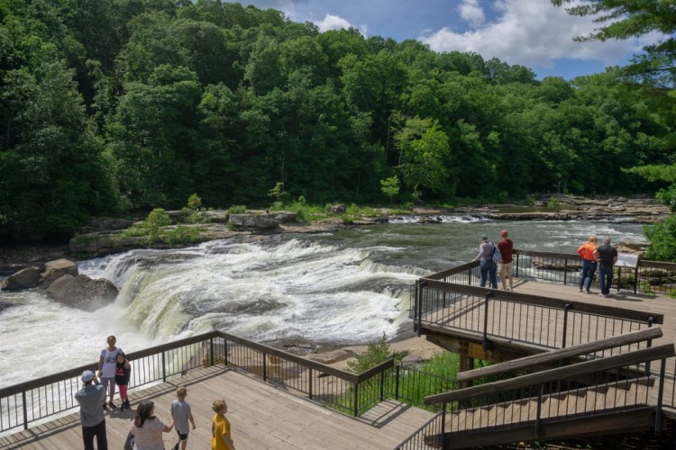 Stay In Ohiopyle - Falls