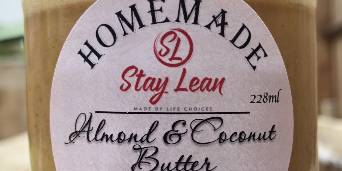 Almond & Coconut Butter
