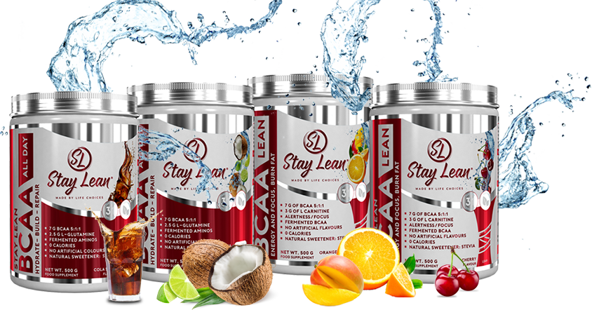 BCAA All Day – Most potent fermented Amino on the market