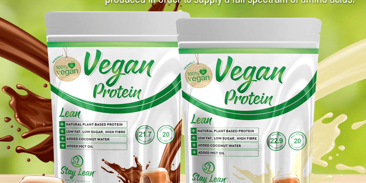 Vegan Protein – Coming soon
