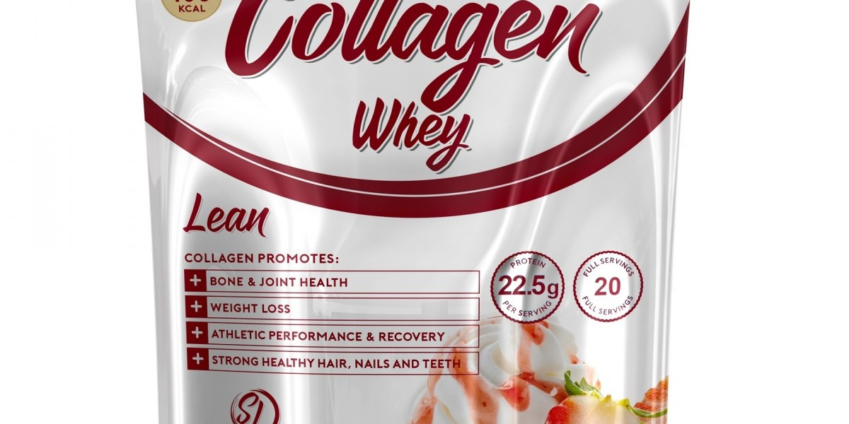 Stay Lean Collagen Whey 600g