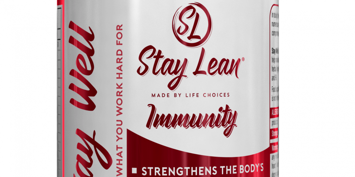 Stay Lean Stay Well Immunity 60 Caps