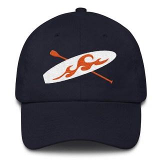 Paddle board Baseball Hat in Navy