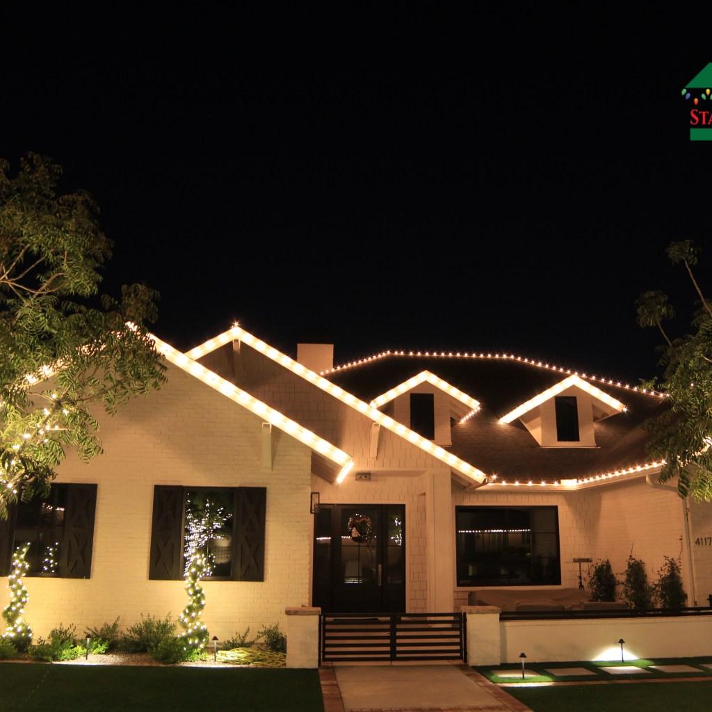 Custom Christmas Lighting