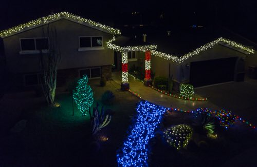 mini lights icicle lights net lights