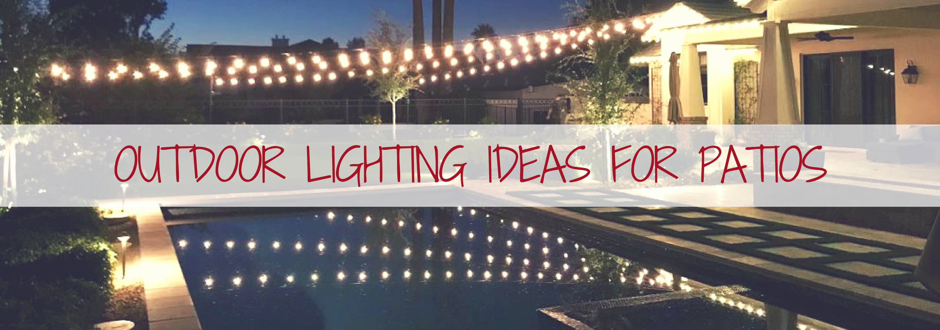 https stayofftheroof com outdoor lighting ideas for patios