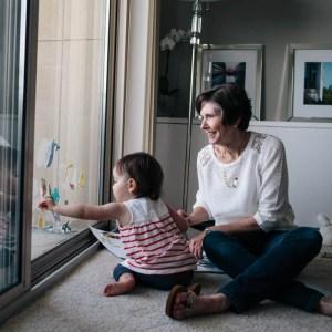 Grandparents Who Move to Be Closer to Grandchildren